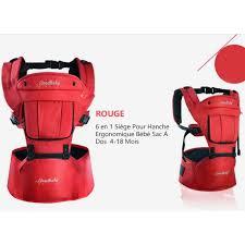 siege ergonomique bebe 6 en 1 siège pour hanche hipseat ergonomique bébé sac à dos