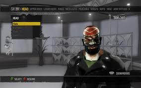 many masks re textured zombie mask saints row mods