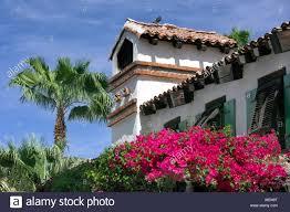 Florida Vegetaion images Mediterranean style hotel stock photos mediterranean style hotel jpg