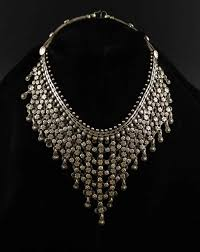 silver necklace from india images Silver vintage necklace from rajasthan india ethnic south asia jpg