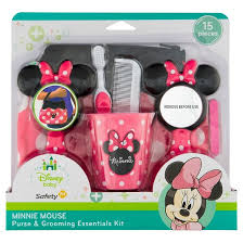 safety 1st disney baby minnie mouse purse u0026 grooming kit target