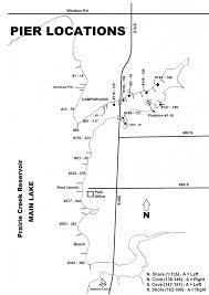 Cardinal Greenway Map Prairie Creek Reservoir