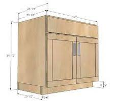 what is the standard kitchen cabinet height home kitchen