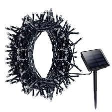 litom solar lights outdoor 200 led solar string lights litom outdoor solar decor powered