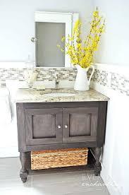 vanity ideas for small bathrooms powder room vanities canada best 20 small bathroom vanities ideas