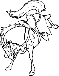 the hunchback of notre dame h horse coloring page wecoloringpage