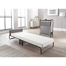 Folding Bed With Mattress Jay Be Inspire Folding Bed With Memory Foam Mattress And Headboard