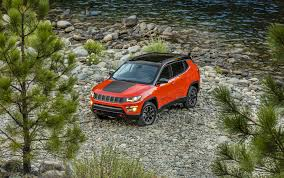 jeep compass 2017 2017 jeep compass first drive fitting in