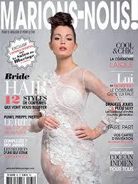 magazine mariage le site du mariage découvrez le nouveau numéro de marions nous