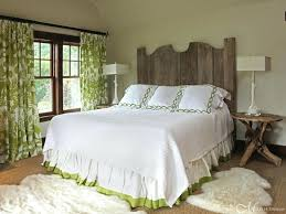 wooden headboards popular of barn wood headboard best ideas about