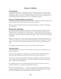 Resume For Property Management Job Apartment Manager Training