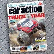 nitro circus rc monster truck september issue on sale now rc car action