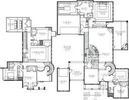 modern homes floor plans floor plan of modern house modern open floor plan house plans