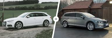 audi wagon sport audi a4 avant vs vw passat estate comparison carwow