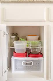 ideas for kitchen organization how to organize everything in your kitchen polished habitat