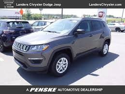 2017 new jeep compass sport 4x4 at landers serving little rock