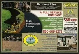 Landscaping Companies In Ct by Driveway Plus J U0026r Landscaping Madison Ct 06443 Landscaping