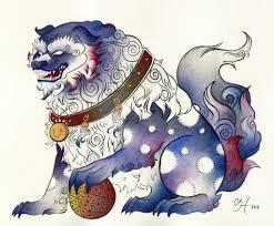 foo dog foo dog by chanelharris on deviantart