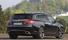opel insignia sports tourer previews the next buick regal wagon
