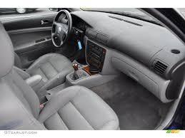 gray volkswagen passat 2001 indigo blue pearl volkswagen passat glx v6 4motion sedan