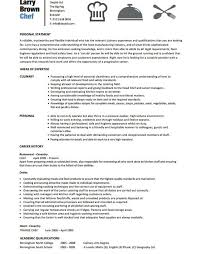 most interesting chef resume template 16 15 chef resume templates