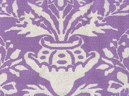 purple lilac quadrille fabrics