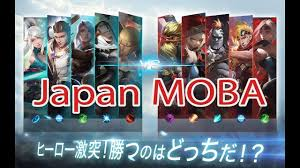 war song ウォーソング look and gameplay japan new moba