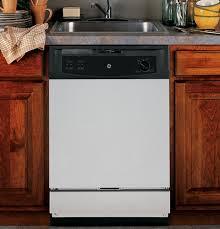 kitchen sink cabinet with dishwasher ge spacemaker the sink dishwasher gsm2260vss