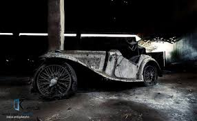 Vintage Cars Found In Barn In Portugal Vintage Abandoned Jaguar U0026 Racing Car Urban Ghosts Media