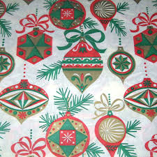vintage christmas paper 2015 diy ornaments ideas vintage christmas tissue wrapping paper