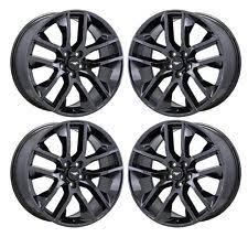 Black Chrome Wheels Mustang Mustang Oem Wheels Ebay
