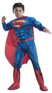 eskimo halloween costume party city kids deluxe superman costume birthdayexpress com