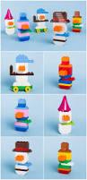 colorful snowmen articles family lego com