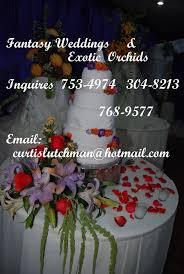 wedding cakes fantasy weddings u0026 exotic orchids