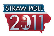 Image result for date iowa straw poll