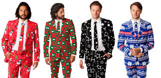 christmas suits horrid christmas suits boing boing