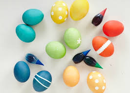 easter dying eggs how to dye easter eggs the easy way allrecipes dish