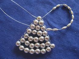 bead ornament tutorial modern minerals