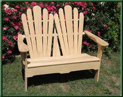 Cypress Adirondack Chairs Lake Cypress Outdoor Products Classic Love Seat