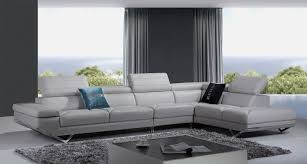 awesome leather reclining sectional with chaise interior