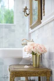 interior vintage bathroom designs with exquisite artistic