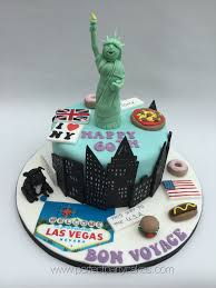 Home Design New York Interior Design Cool New York Themed Cake Decorations Home