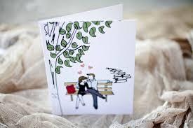 Personalized Wedding Invitations Illustrated Save The Dates Wedding Invitations Trendy Bride