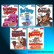 general mills monsters cereals are alive for halloween