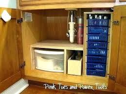 Kitchen Cabinet Storage Systems Sink Storage Kitchen Cabinet Storage Systems Sink