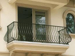 exterior railing metal fabrication aluminum fabrication