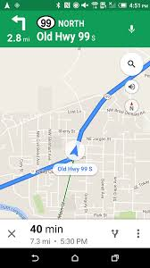 Google Maps Navigation Google Maps V9 26 1 Adds Search Along Route For Walking And