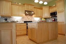 Light Maple Kitchen Cabinets Light Maple Kitchen Cabinets Home Design Ideas Best Way To