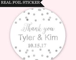 wedding favor labels wedding favor labels etsy