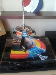 electric light orchestra out of the blue electric light orchestra s out of the blue with spaceship just
